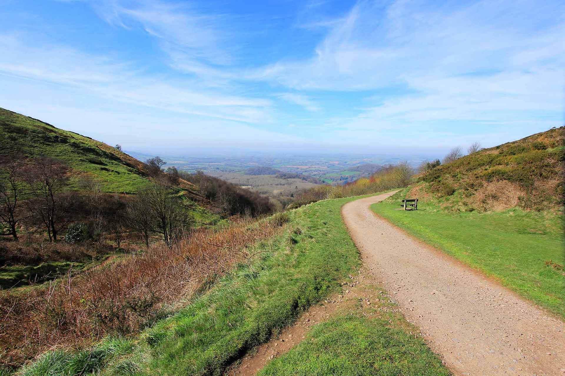 Around Worcestershire Beacon Walk