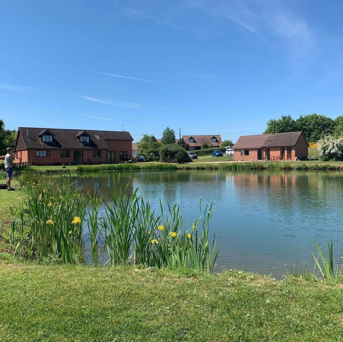Bransford Fisheries Holiday Home 1