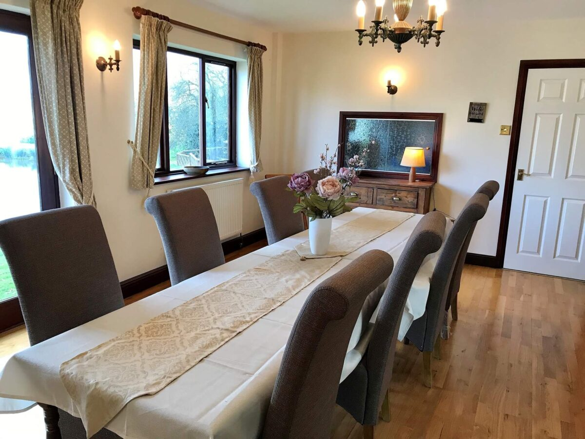 Bransford Fisheries Holiday Home 3