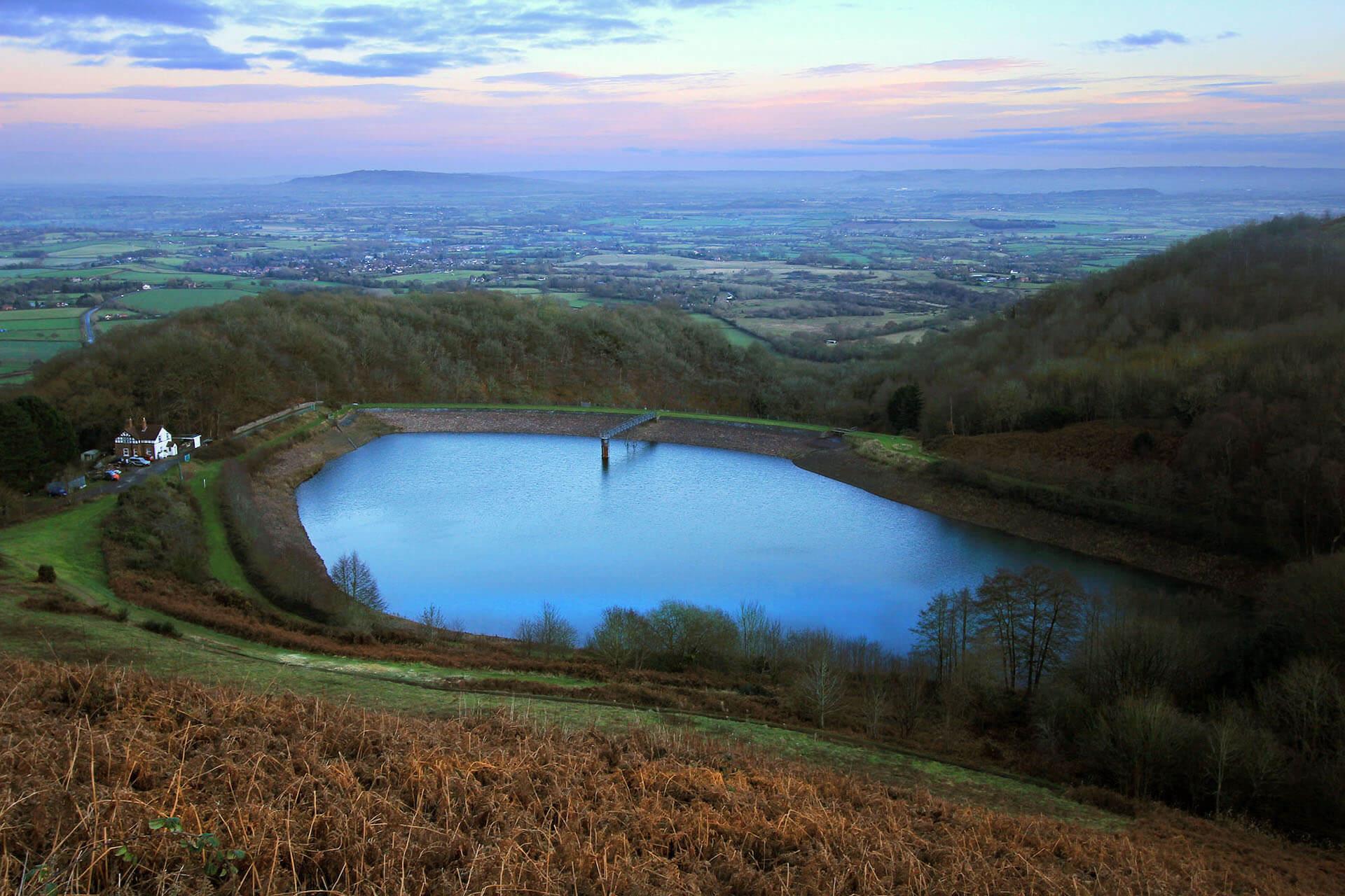 British Camp to Swinyard Hill Walk