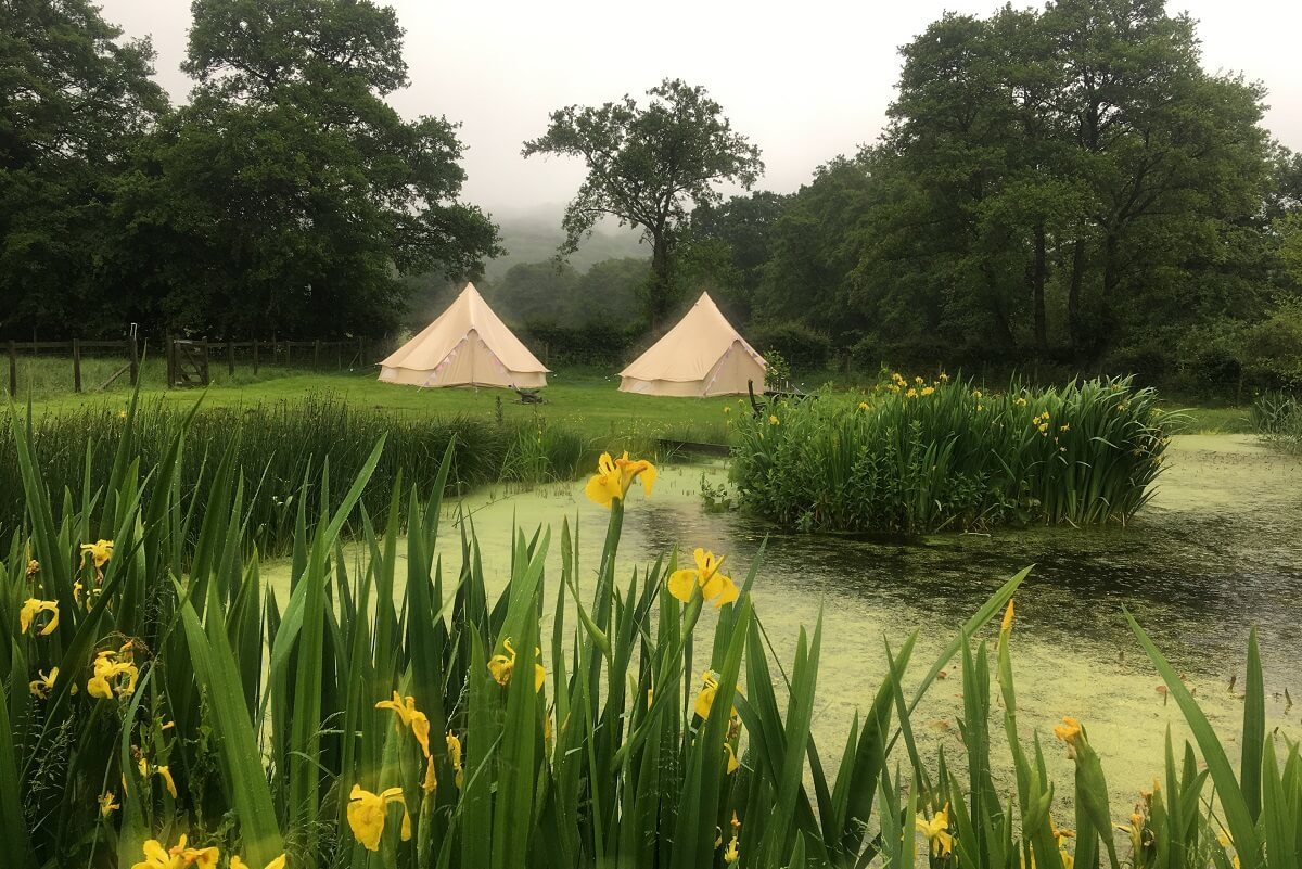 Camping Malvern Hills 2