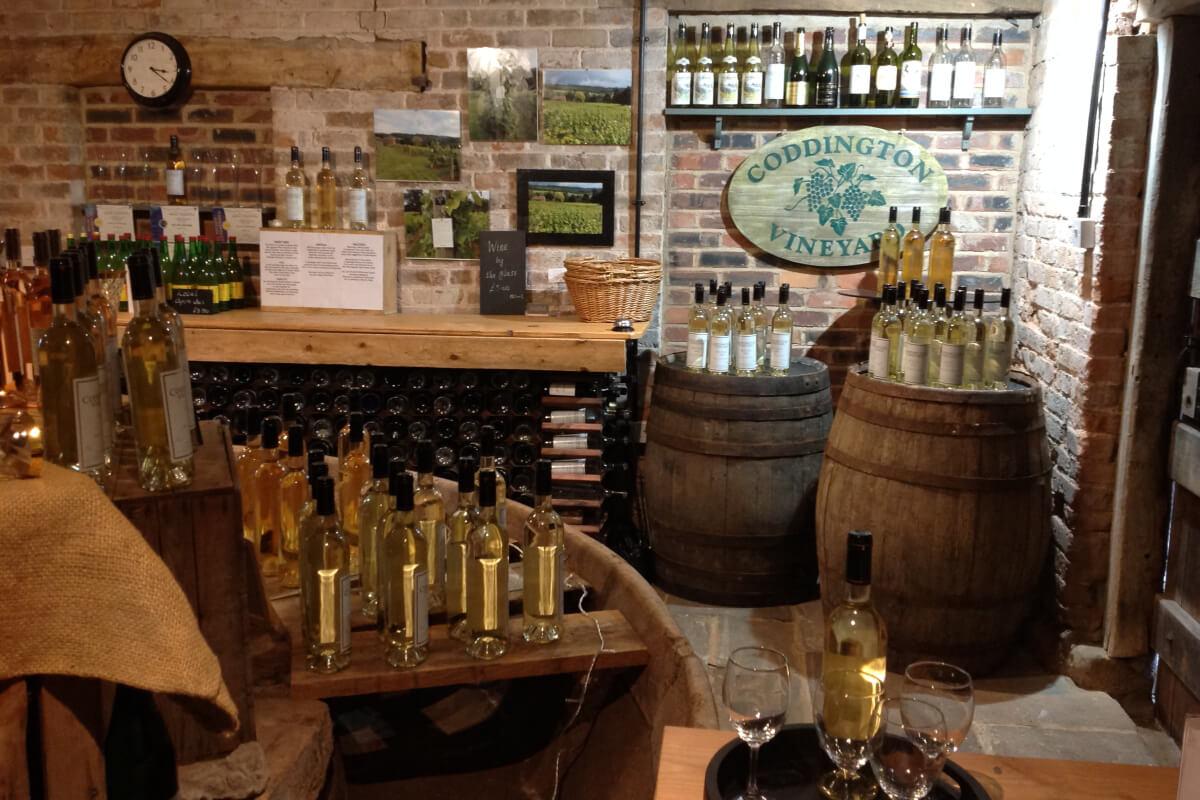 Coddington Vineyard 2 Shop