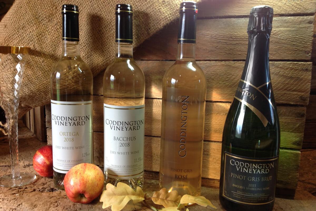Coddington Vineyard 6 Wine