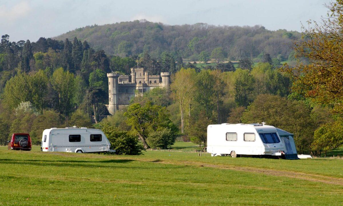 Eastnor Castle Deer Park 2