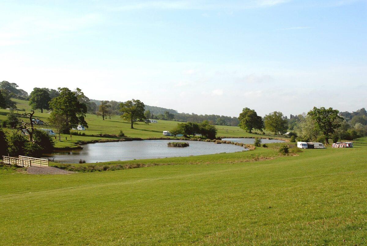 Eastnor Castle Deer Park 4