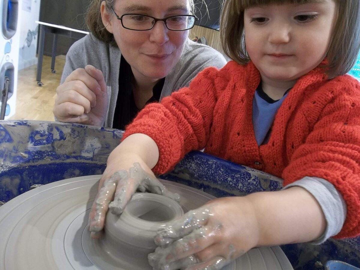 Eastnor Pottery 1 1