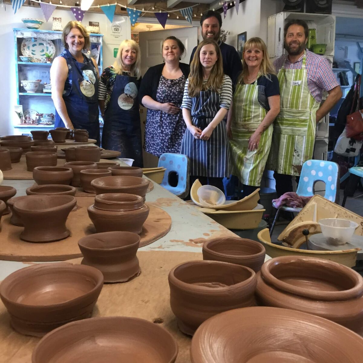 Eastnor Pottery 5