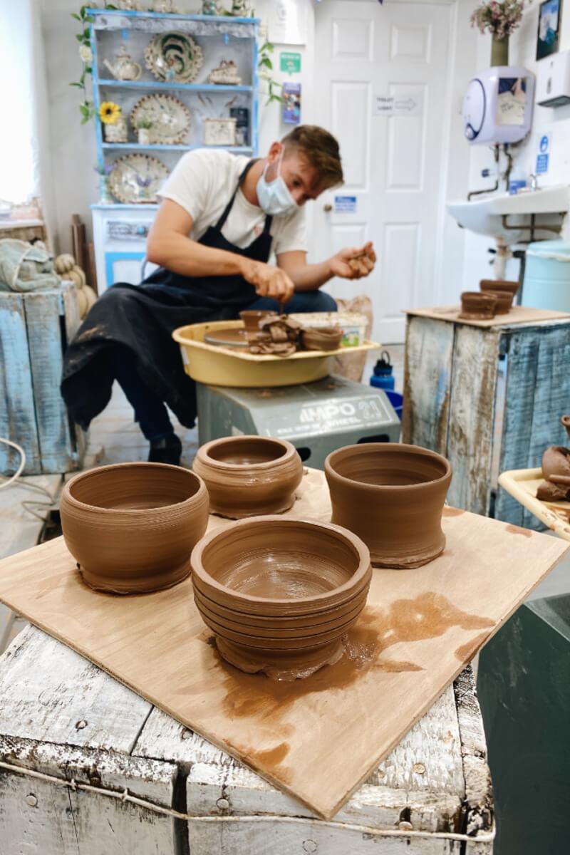Eastnor Pottery 6 1