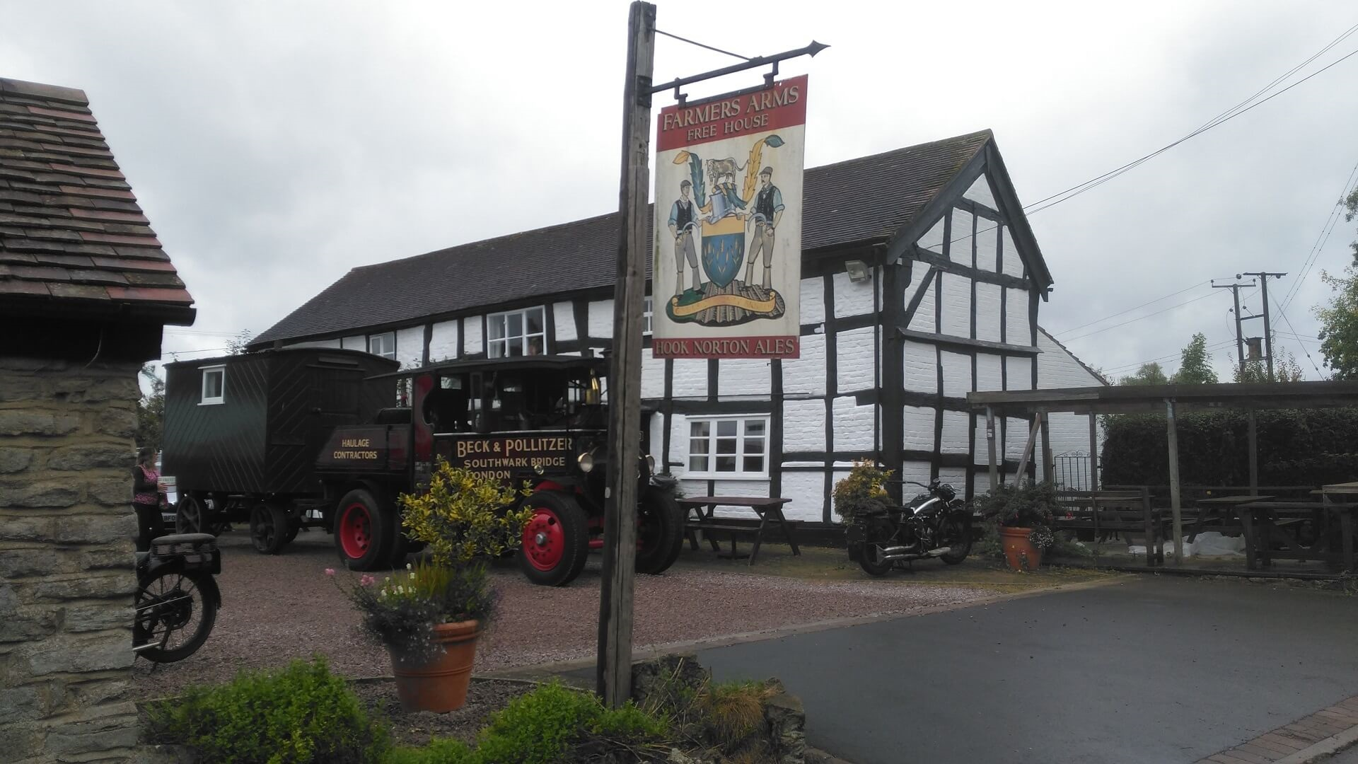 Farmers Arms Birtsmorton 1