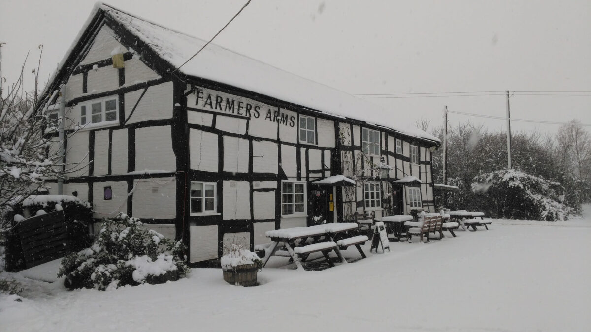 Farmers Arms Birtsmorton 2