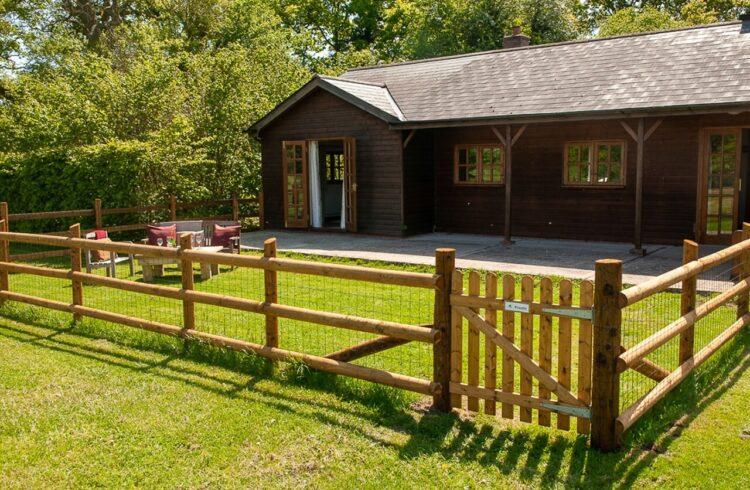 Forest Fern Lodge at Broad Oak 1