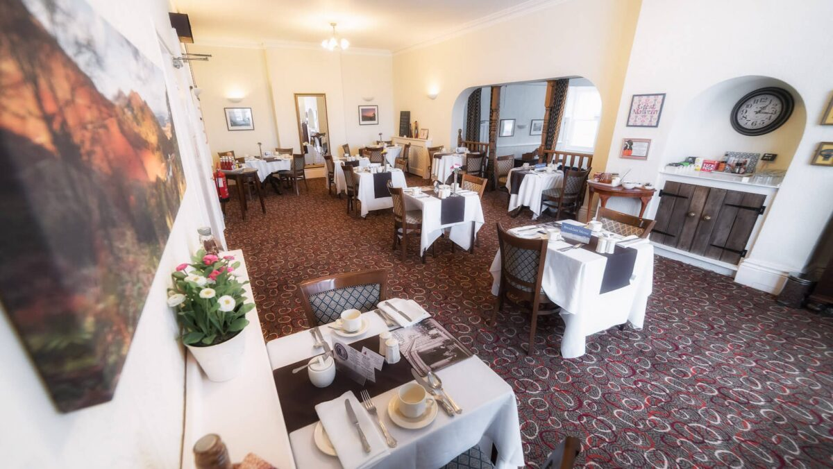 Great Malvern Hotel Food Drink 4