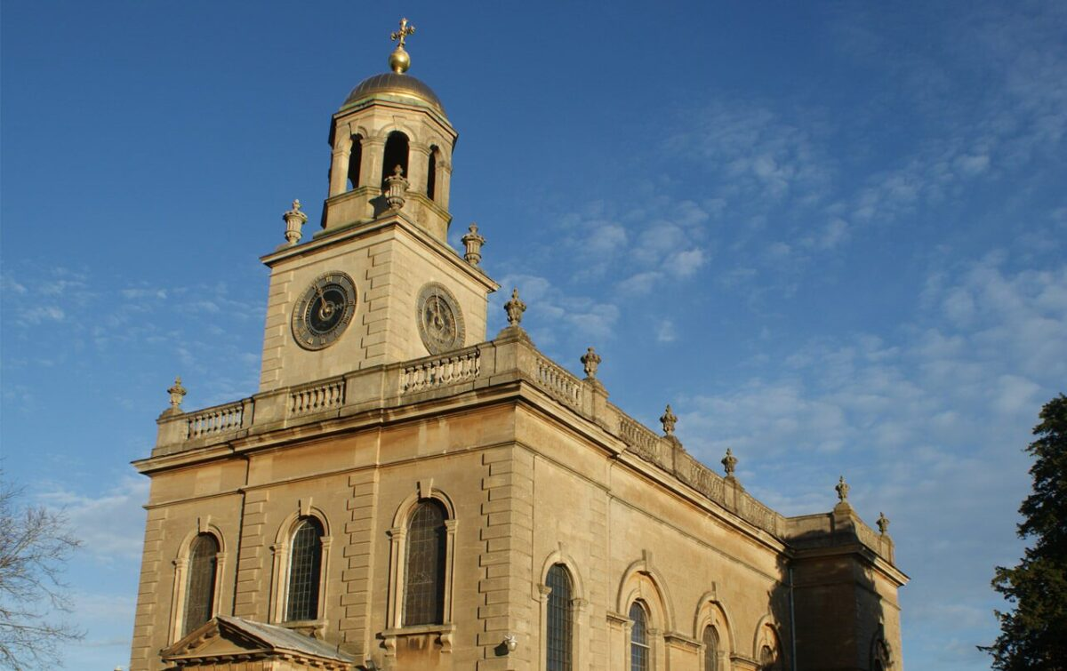 Great Witley Parish Church Exterior