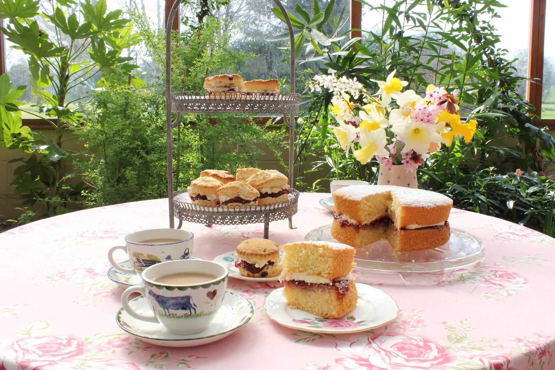 Great Witley Tea Rooms 1