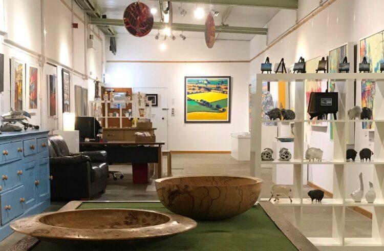 GreenStage Gallery 1
