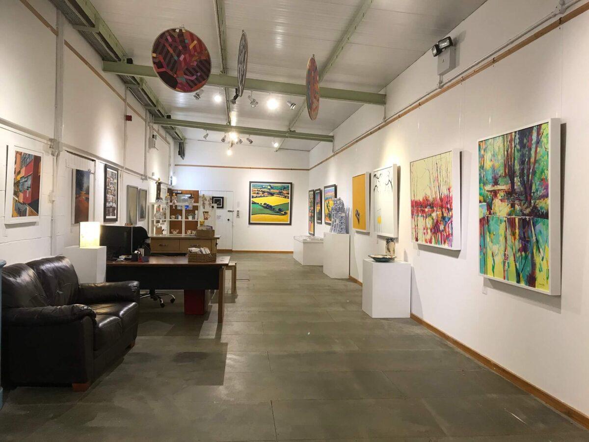 GreenStage Gallery 2