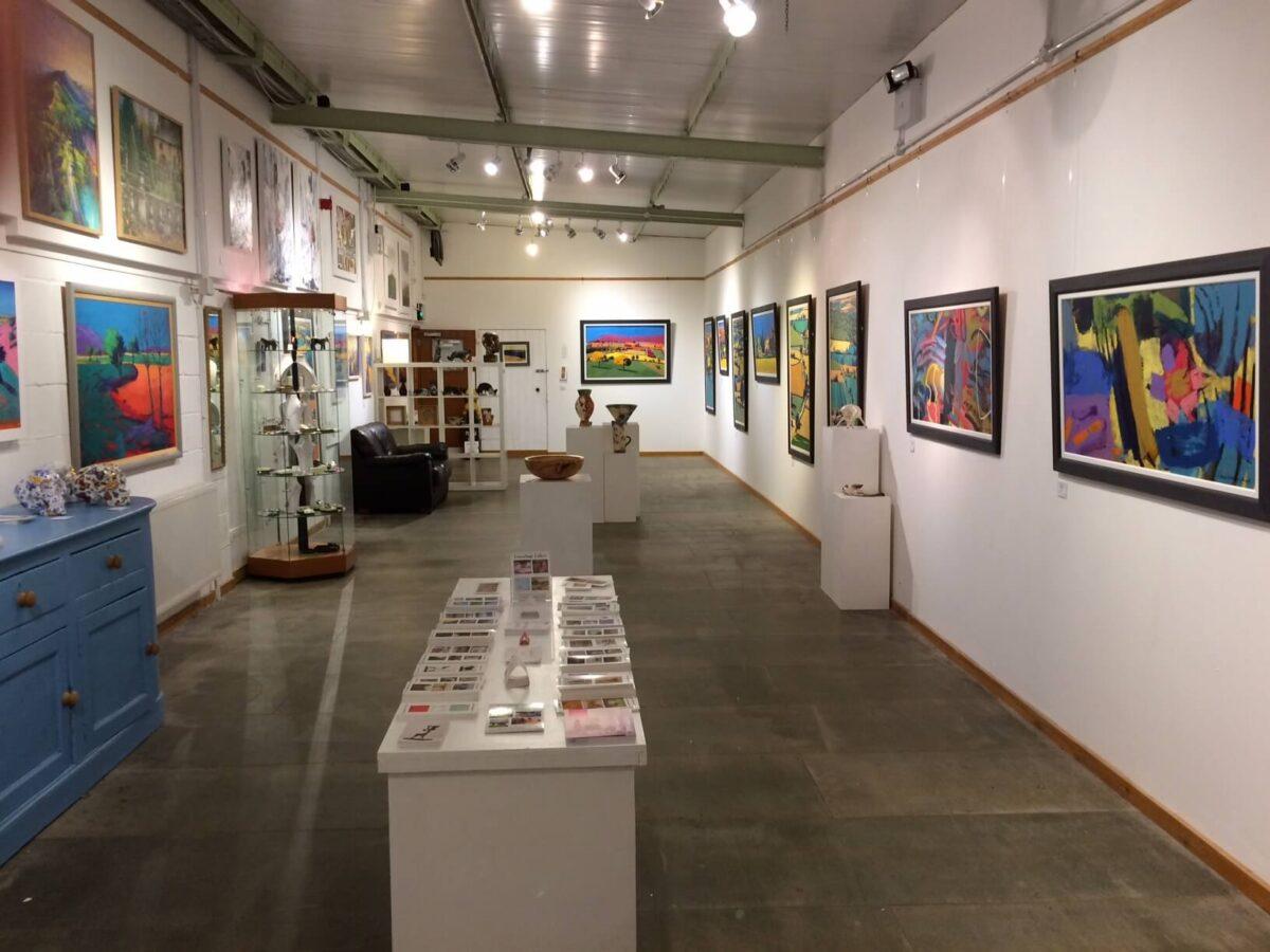 GreenStage Gallery 5