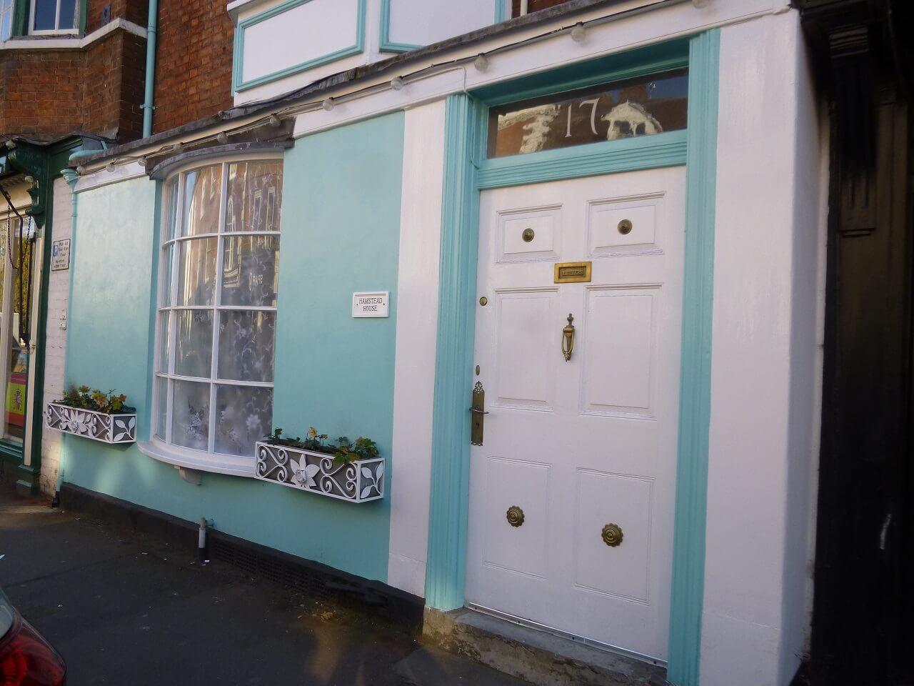 Hamstead House 1
