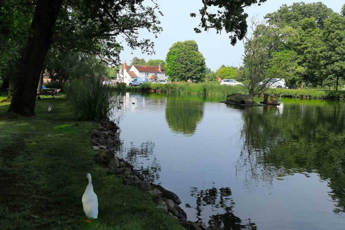 Hanley Swan Walk