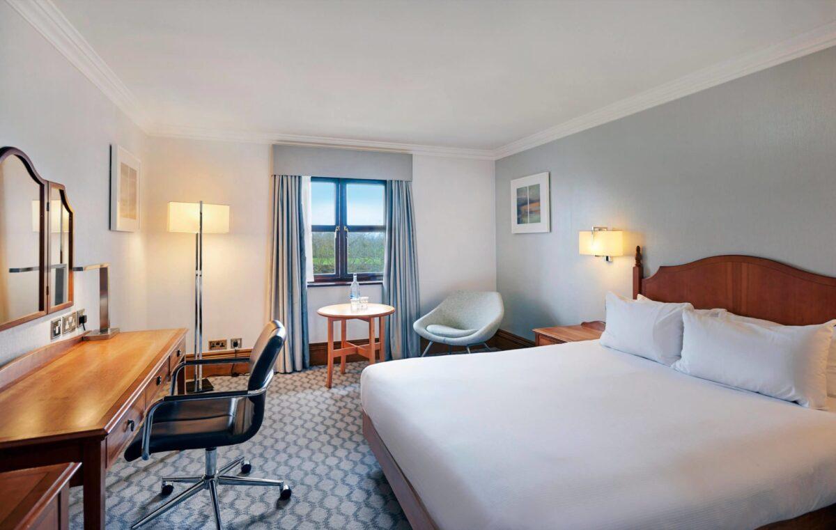 Hilton Puckrup Bedroom