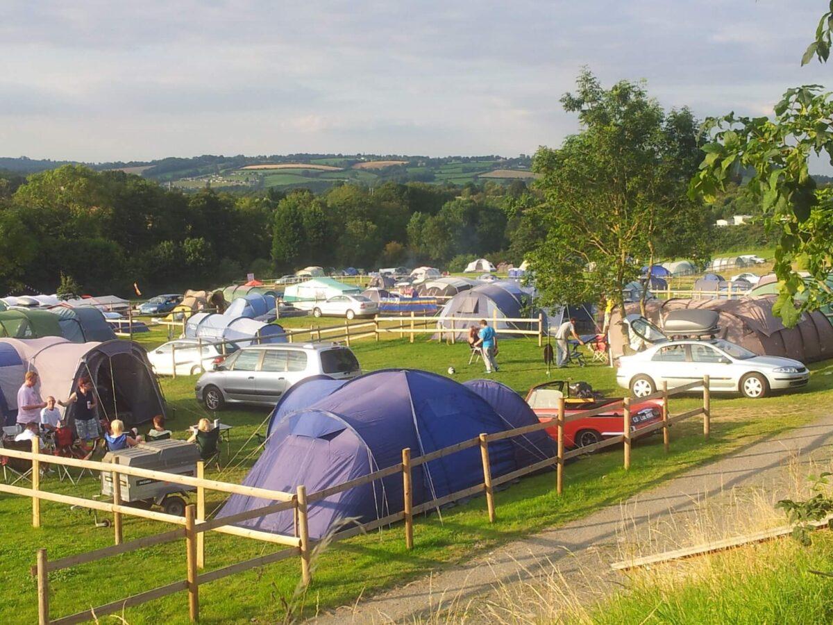 Hopleys Family Camping 2