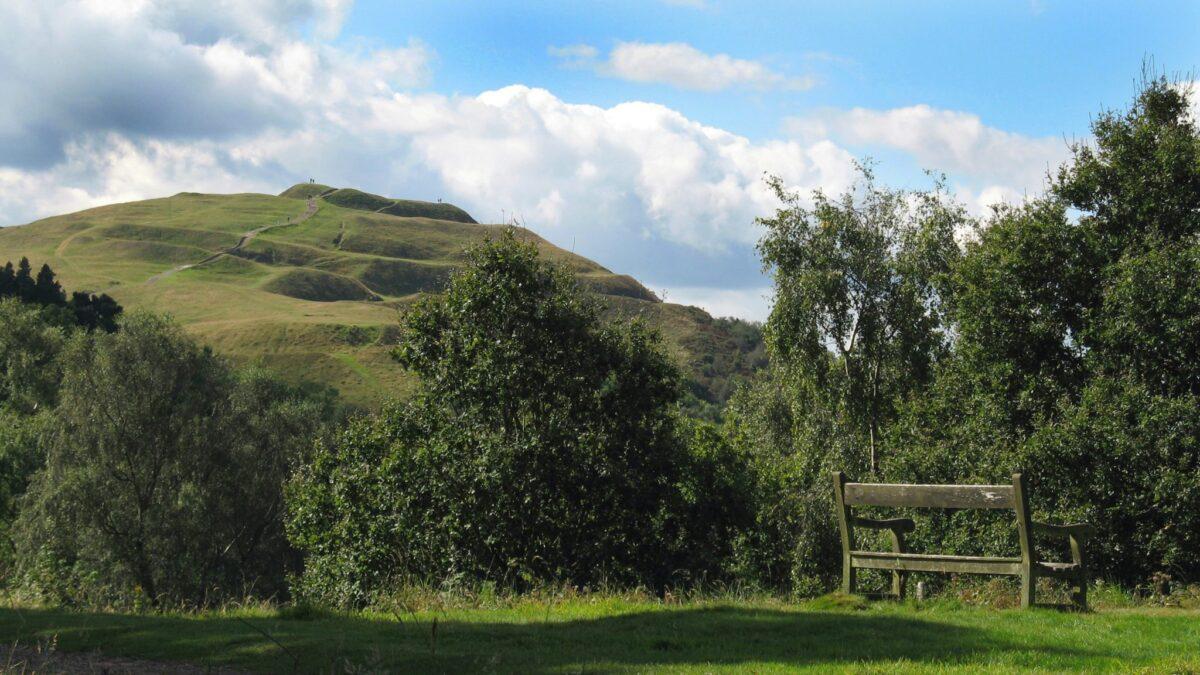 Malvern Hills Bench