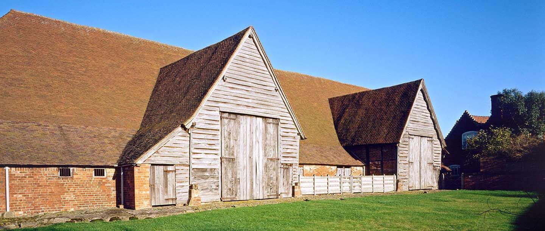 Leigh Court Barn Exterior