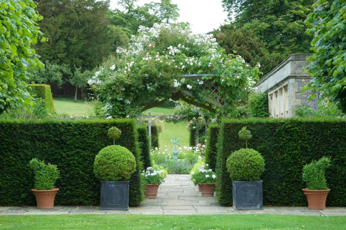 Little Malvern Court Gardens 3
