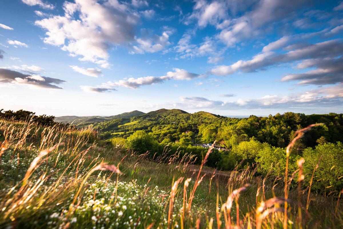 Malvern Hills Copyright Jan Sedlacek