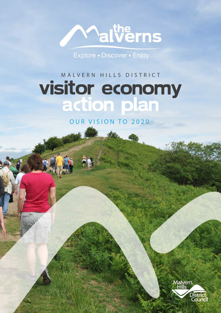 Visitor Economy Action Plan Cover