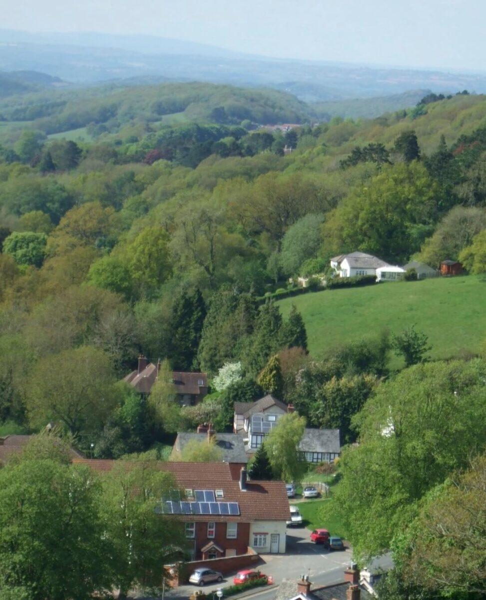 Malvern Hills GeoCentre featuring Cafe H2O 3