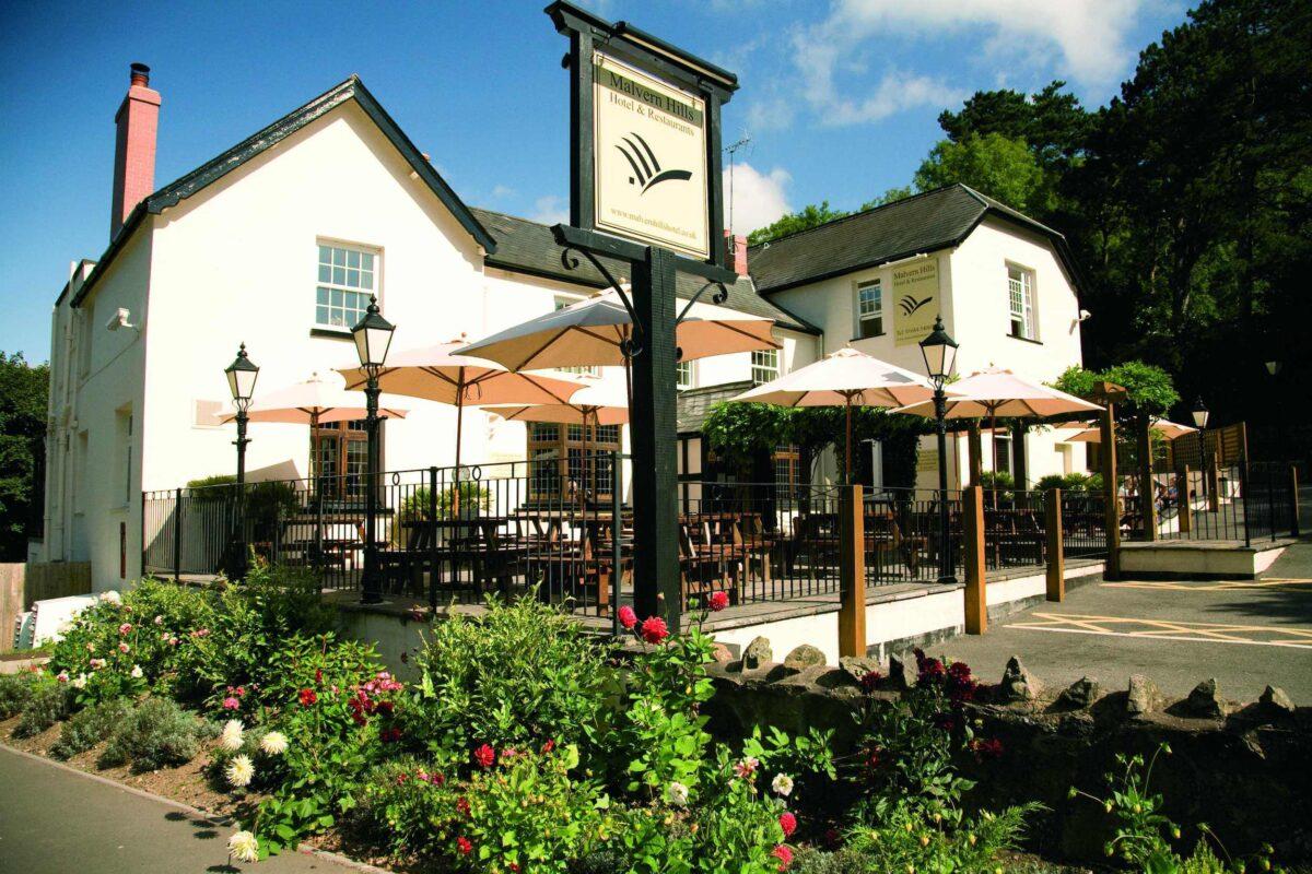 Malvern Hills Hotel 1