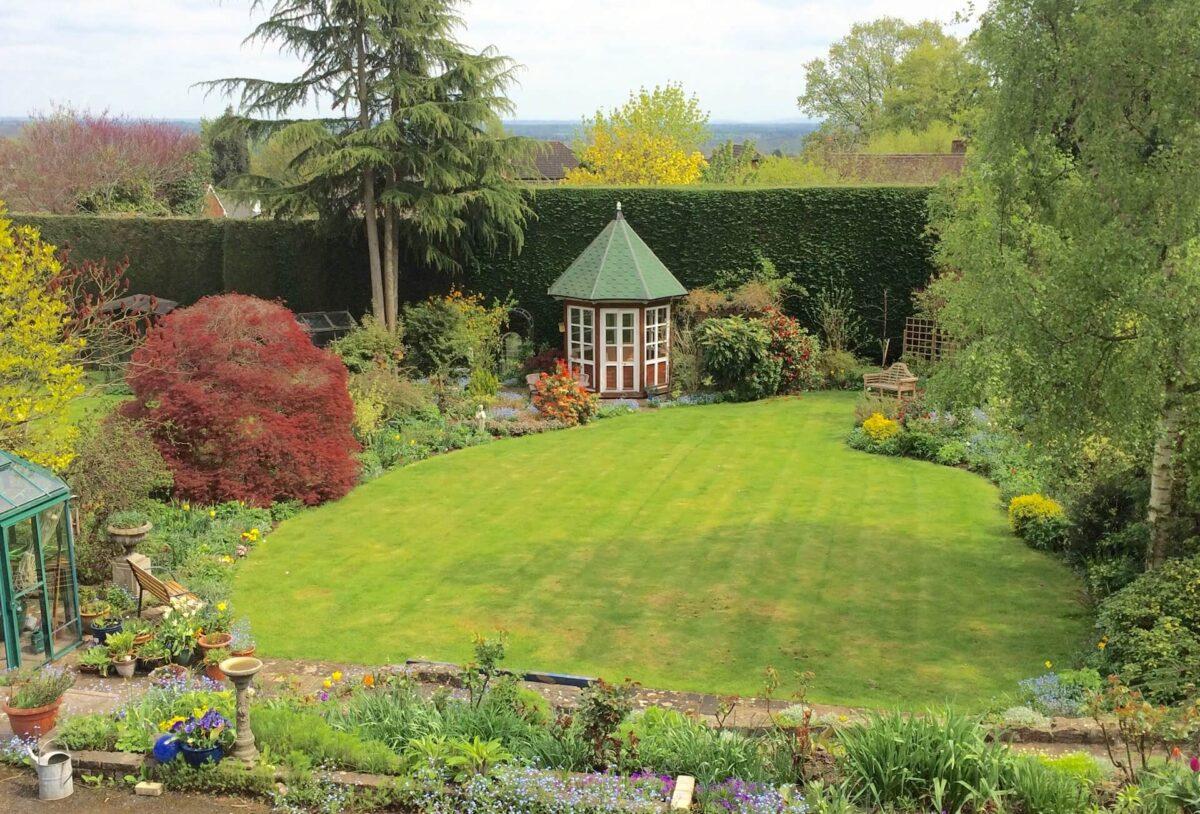 Malvern Holiday Garden Flat 1