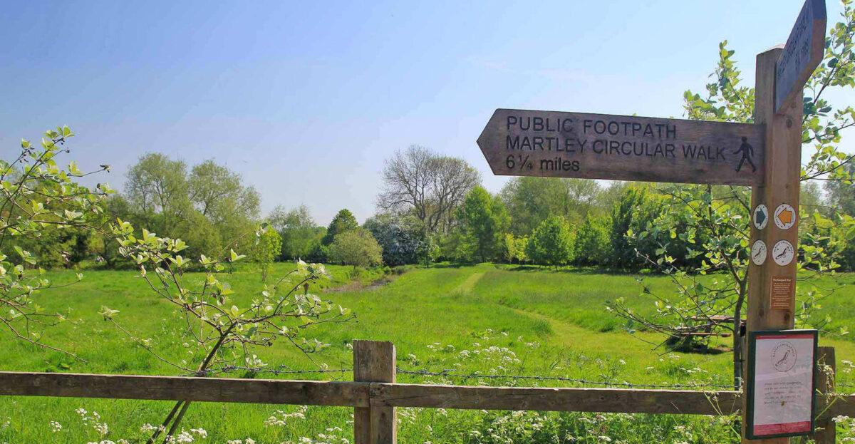 Martley Walk