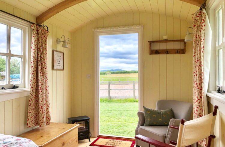 Marys Shepherds Hut 1