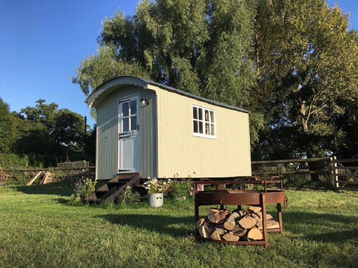 Marys Shepherds Hut 2