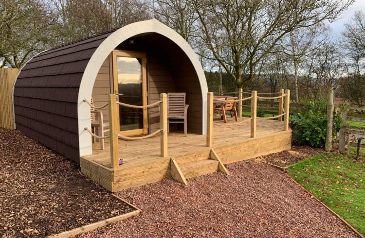 Mikes Meadow Glamping 1