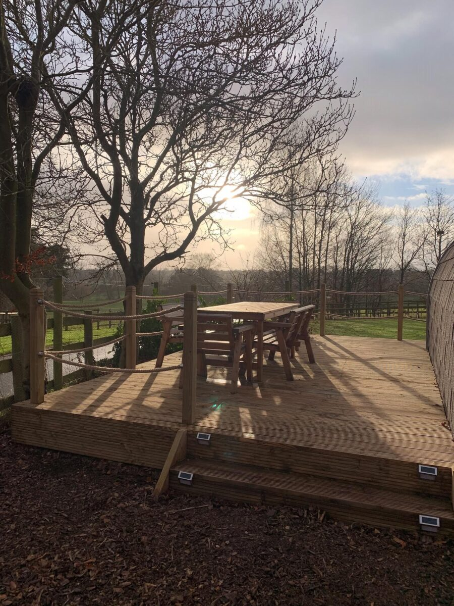 Mikes Meadow Glamping 3