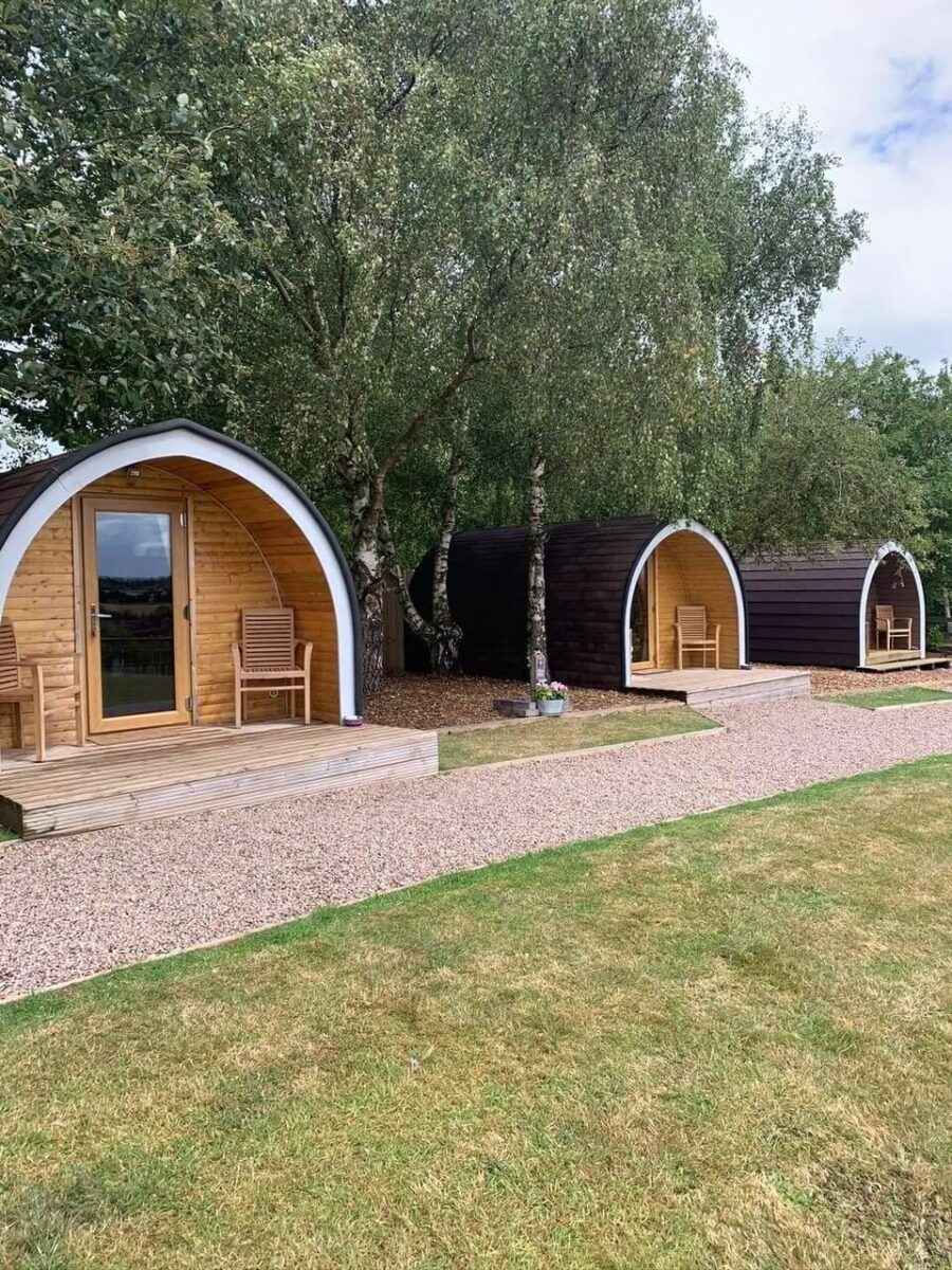 Mikes Meadow Glamping 4