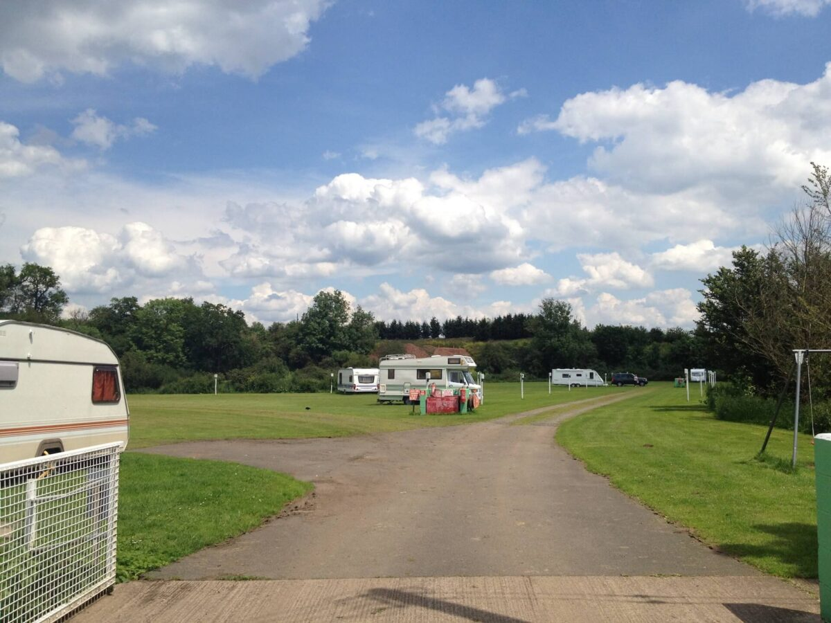 Mill House Caravan Camping Site 1