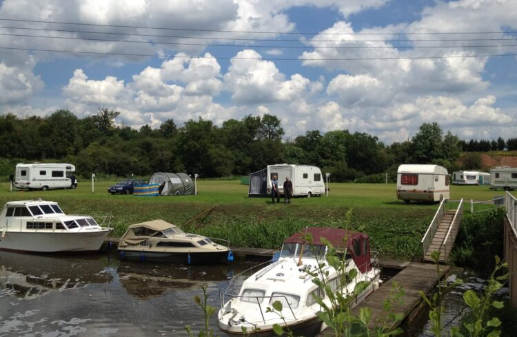 Mill House Caravan Camping Site 2