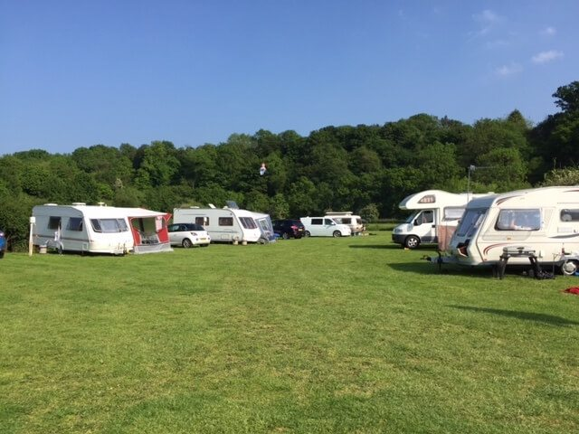 Mill House Caravan Camping Site 3
