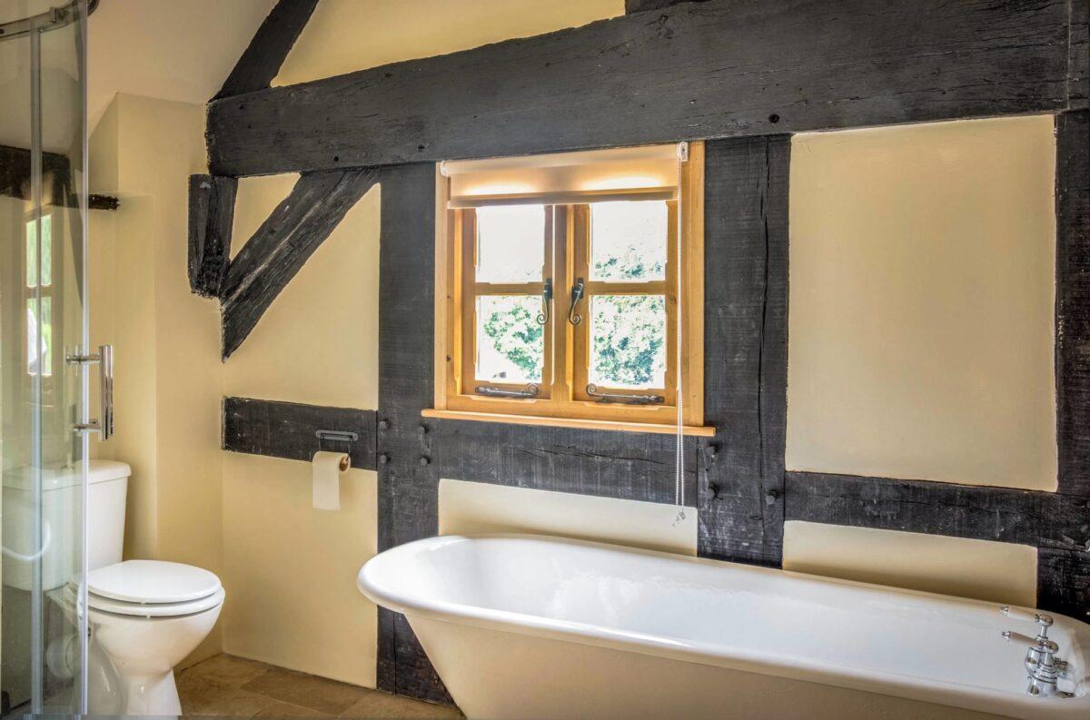 Moorhall Farm Bathroom