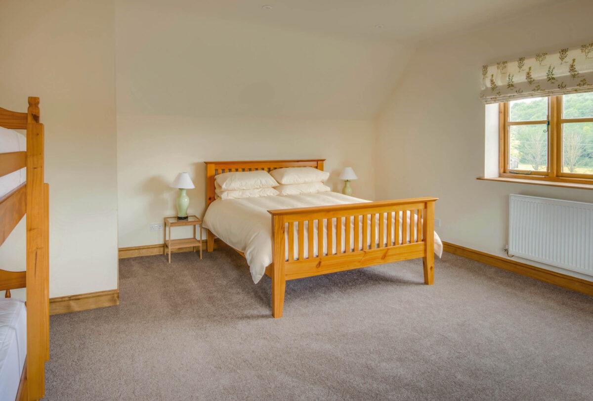 Moorhall Farm Bedroom 2