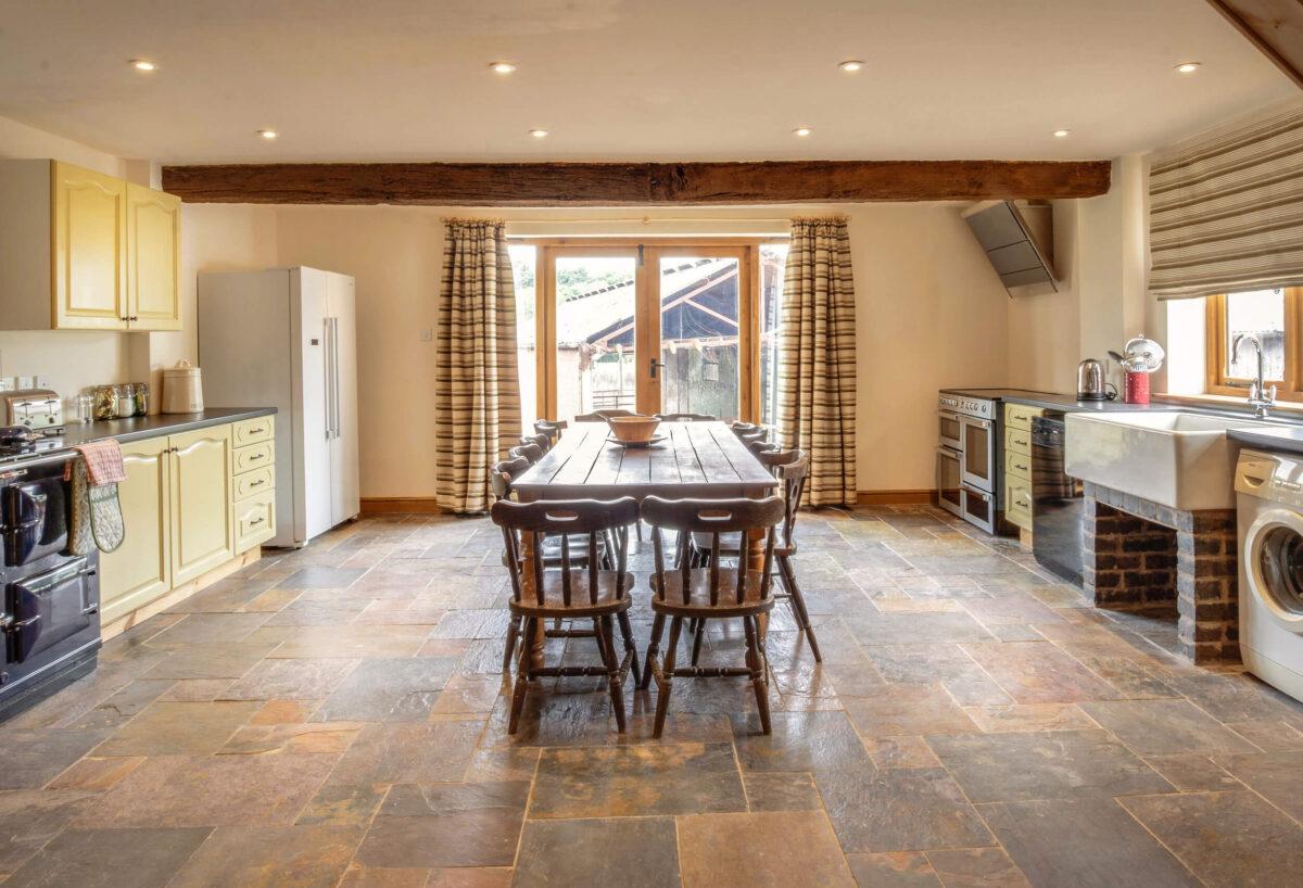 Moorhall Farm Kitchen