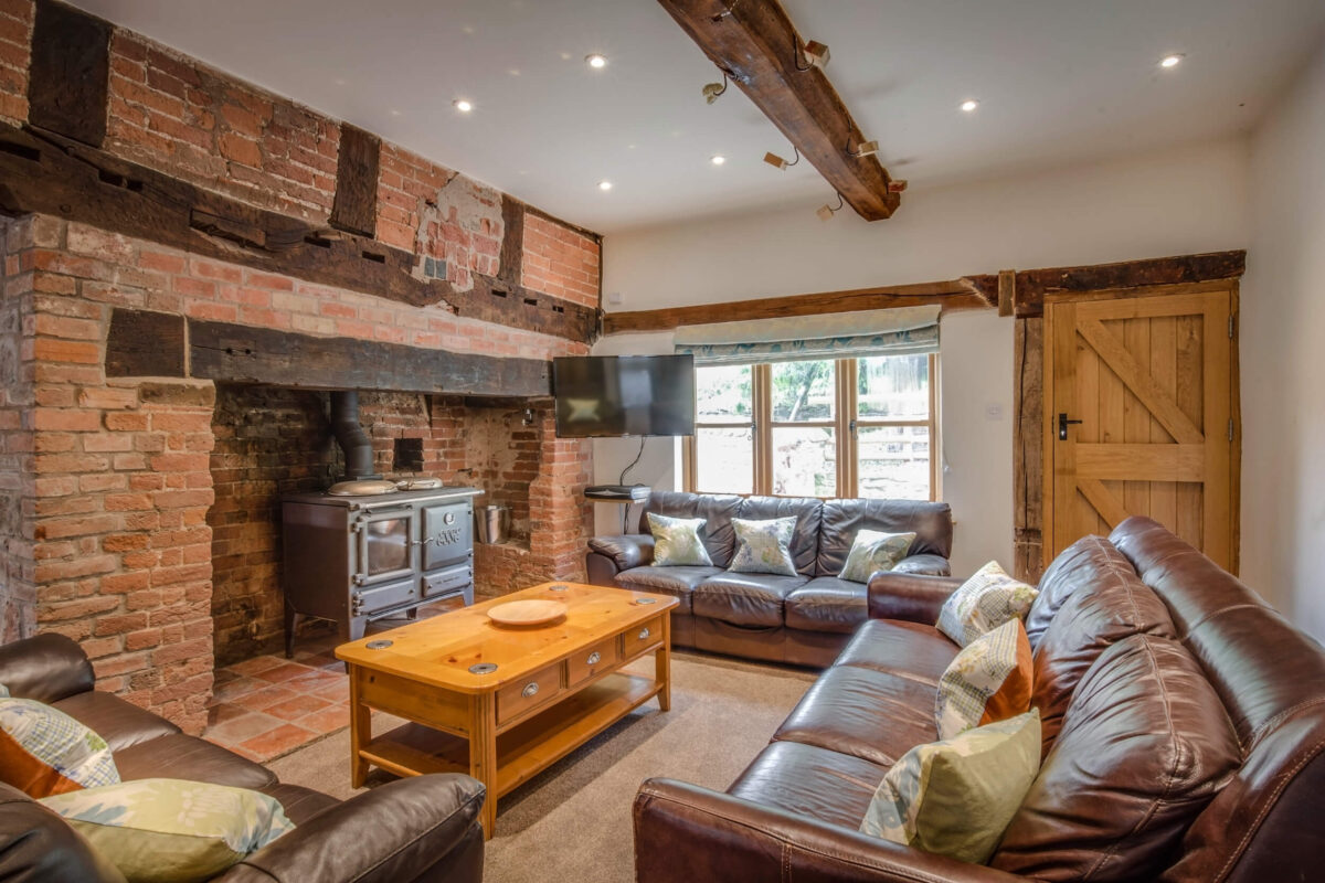 Moorhall Farm Lounge