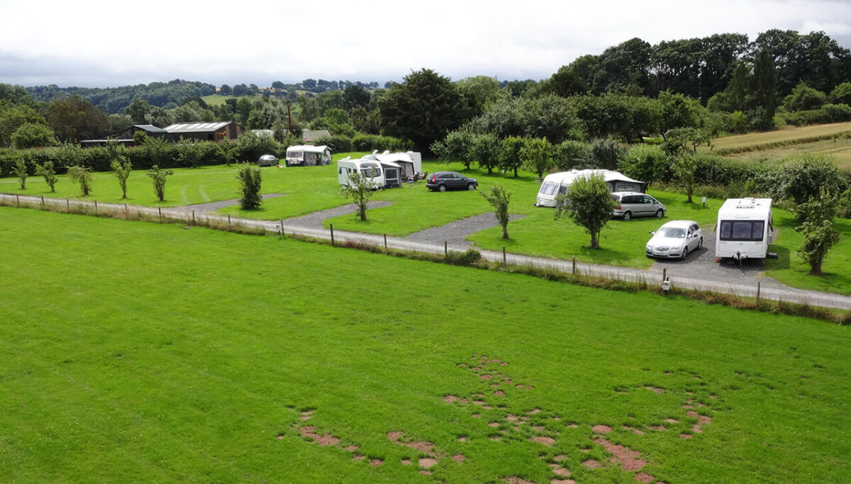 Orchard Holiday Park 1
