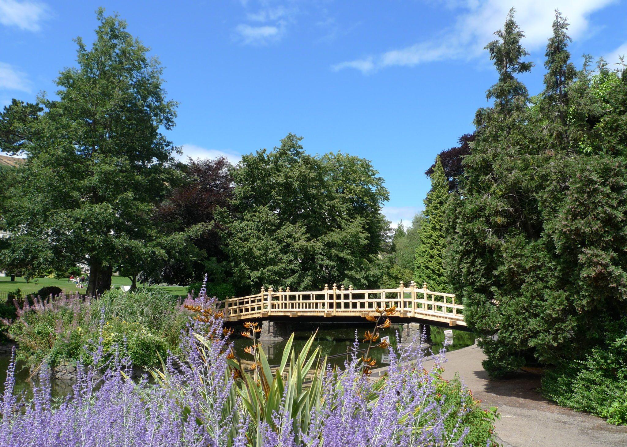 Priory Park Bridge