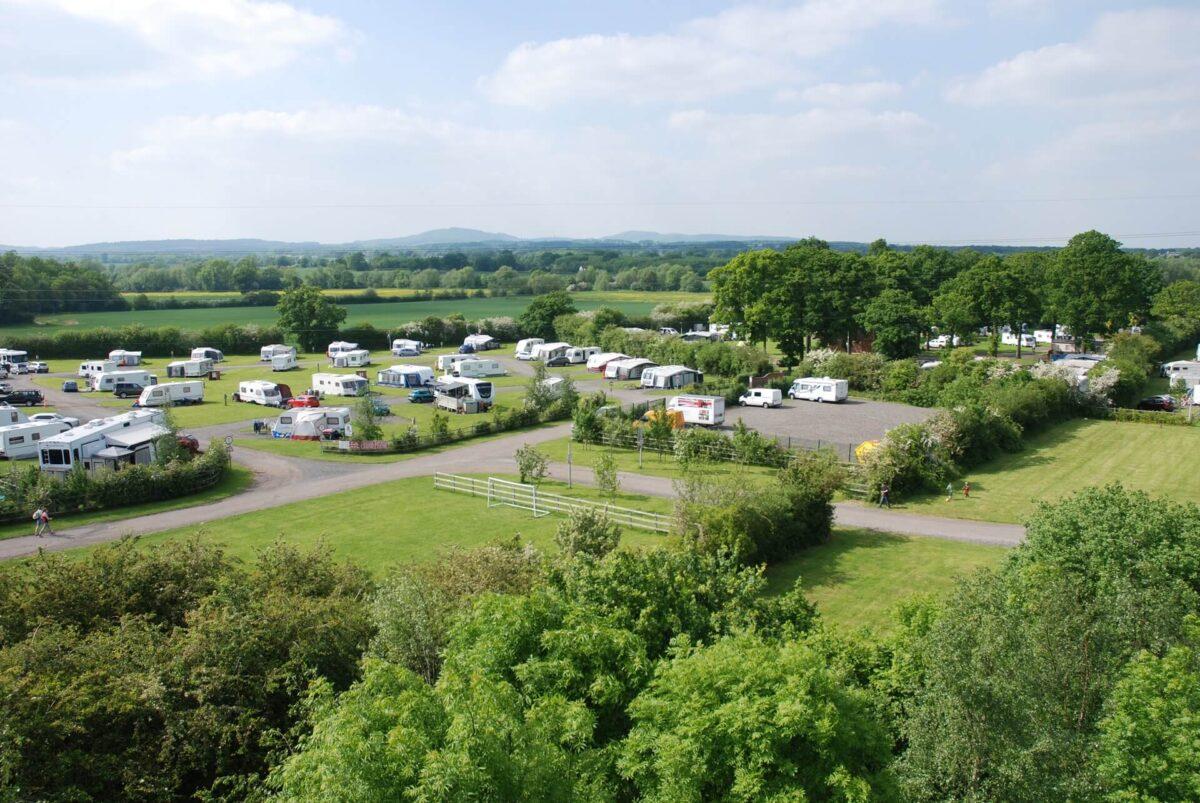 Peachley Caravan Park 1