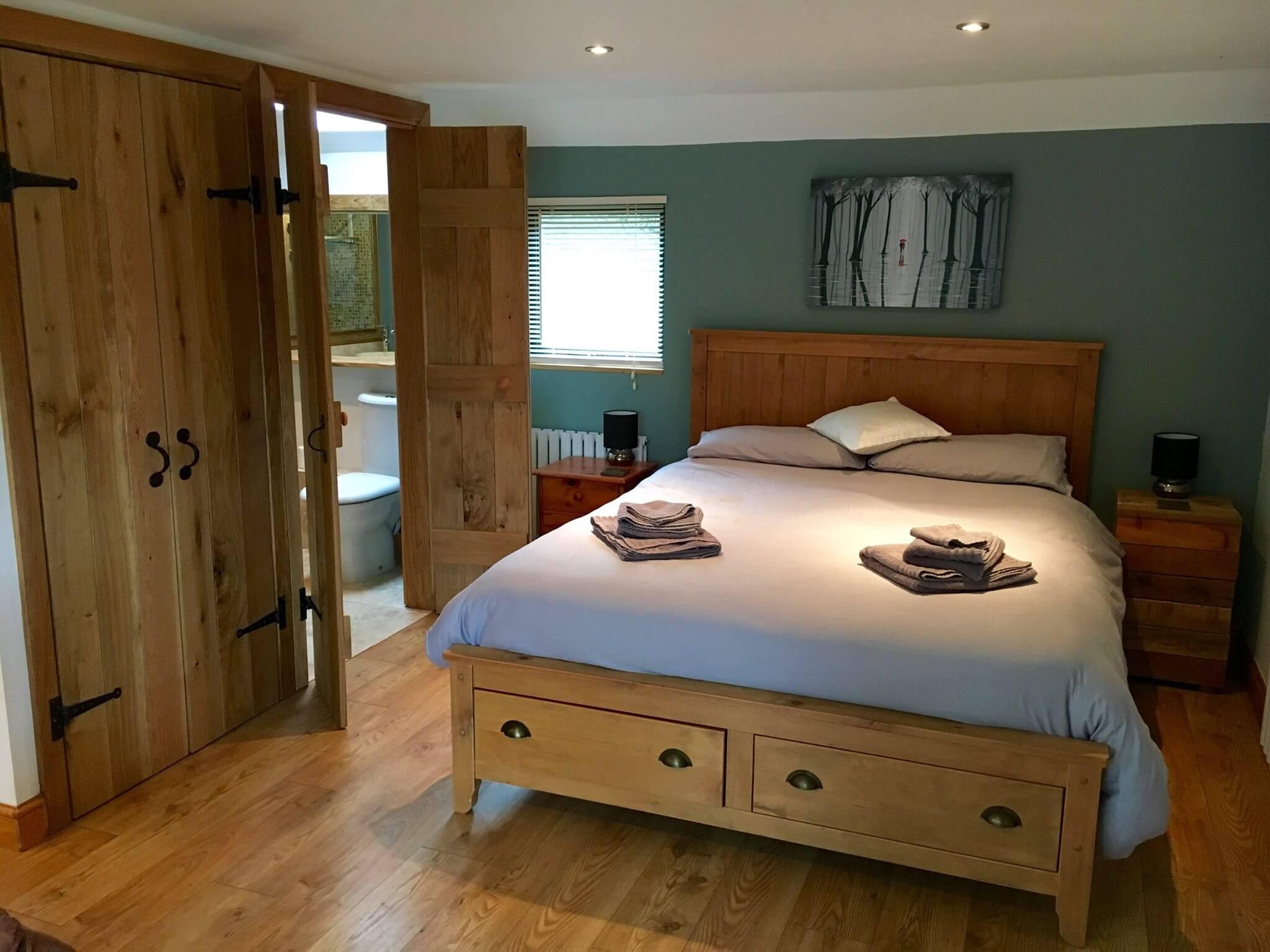 Pheasants Nest Bedroom